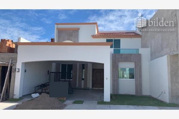 Foto de casa en venta en s/n , buena vista, durango, durango, 9987462 No. 01