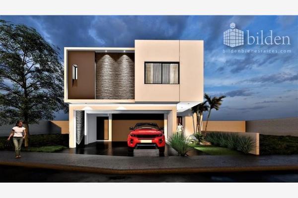 Foto de casa en venta en s/n , fraccionamiento las quebradas, durango, durango, 10211947 No. 01
