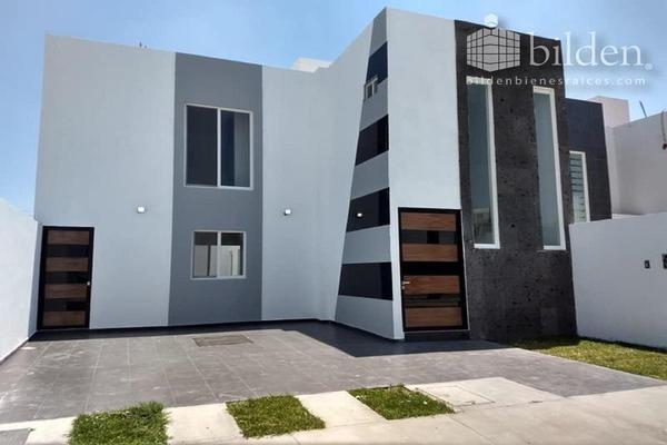 Foto de casa en venta en s/n , fraccionamiento las quebradas, durango, durango, 10019082 No. 01