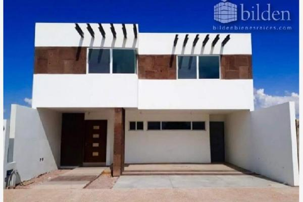 Foto de casa en venta en sn , fraccionamiento las quebradas, durango, durango, 10031526 No. 01