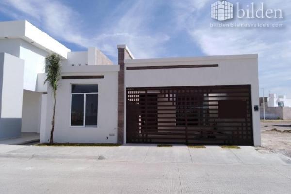Foto de casa en venta en sn , fraccionamiento las quebradas, durango, durango, 10036986 No. 01