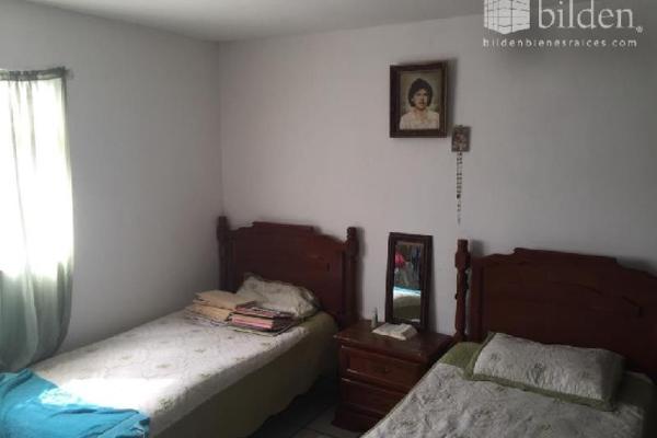 Foto de casa en venta en s/n , fraccionamiento las quebradas, durango, durango, 9986608 No. 11