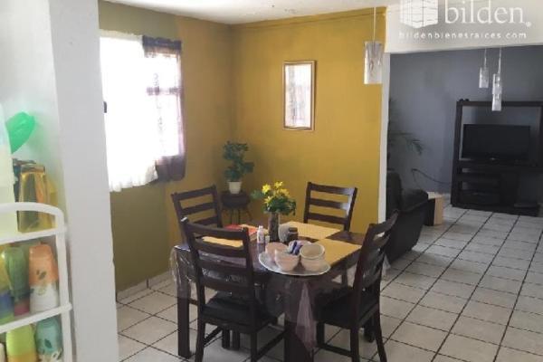Foto de casa en venta en s/n , fraccionamiento las quebradas, durango, durango, 9986608 No. 13