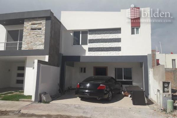 Foto de casa en venta en s/n , fraccionamiento san miguel de casa blanca, durango, durango, 10019897 No. 01