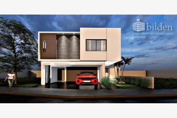 Foto de casa en venta en s/n , fraccionamiento san miguel de casa blanca, durango, durango, 10211947 No. 01