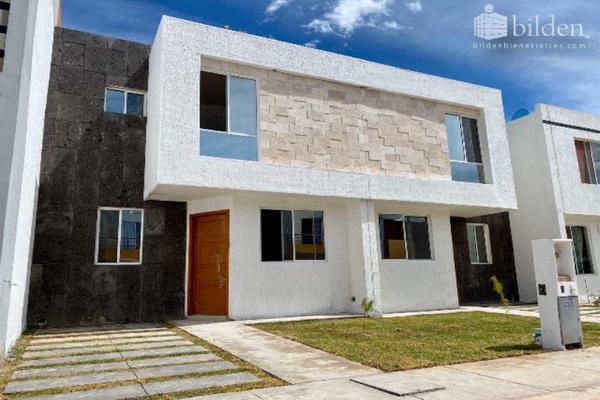 Foto de casa en venta en sn , fraccionamiento san miguel de casa blanca, durango, durango, 17278435 No. 01