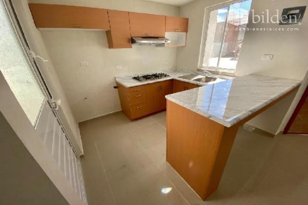 Foto de casa en venta en sn , fraccionamiento san miguel de casa blanca, durango, durango, 17278435 No. 02