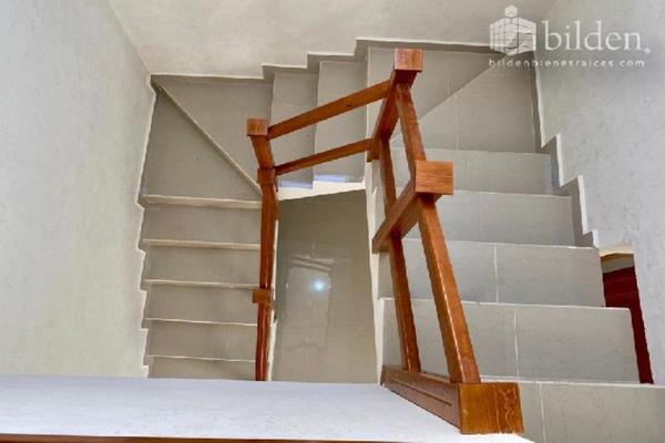 Foto de casa en venta en sn , fraccionamiento san miguel de casa blanca, durango, durango, 17278435 No. 04