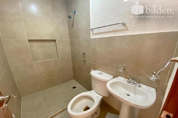 Foto de casa en venta en sn , fraccionamiento san miguel de casa blanca, durango, durango, 17278435 No. 05