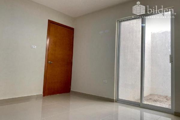 Foto de casa en venta en sn , fraccionamiento san miguel de casa blanca, durango, durango, 17278435 No. 07