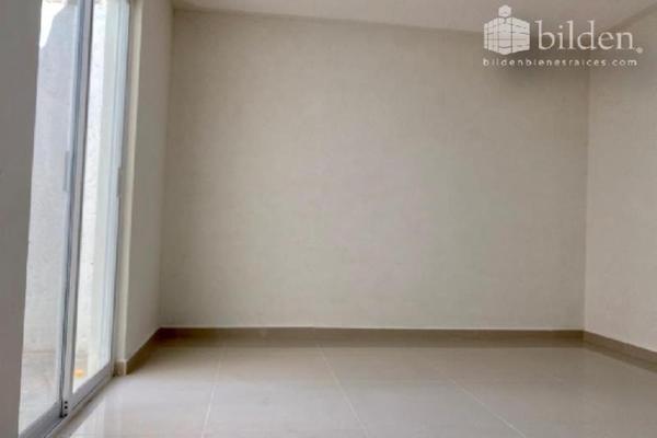 Foto de casa en venta en sn , fraccionamiento san miguel de casa blanca, durango, durango, 17278435 No. 08
