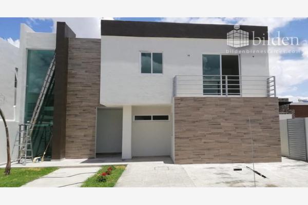 Foto de casa en renta en sn , fraccionamiento san miguel de casa blanca, durango, durango, 9227577 No. 01