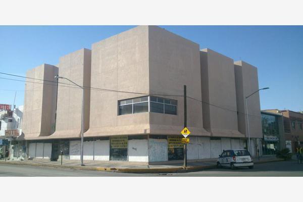 Foto de edificio en venta en s/n , francisco villa poniente, torreón, coahuila de zaragoza, 9996325 No. 01