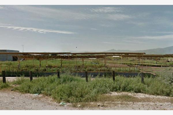 Foto de terreno comercial en venta en s/n , gómez palacio centro, gómez palacio, durango, 5951997 No. 04