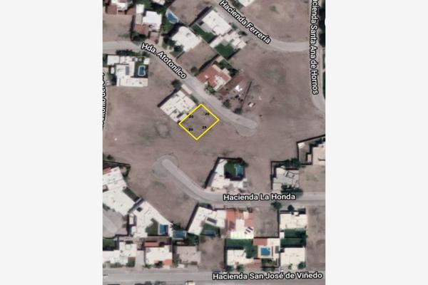 Foto de terreno habitacional en venta en s/n , hacienda del rosario, torreón, coahuila de zaragoza, 10107034 No. 05