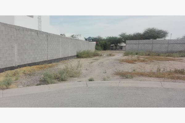 Foto de terreno habitacional en venta en s/n , hacienda del rosario, torreón, coahuila de zaragoza, 18191729 No. 01