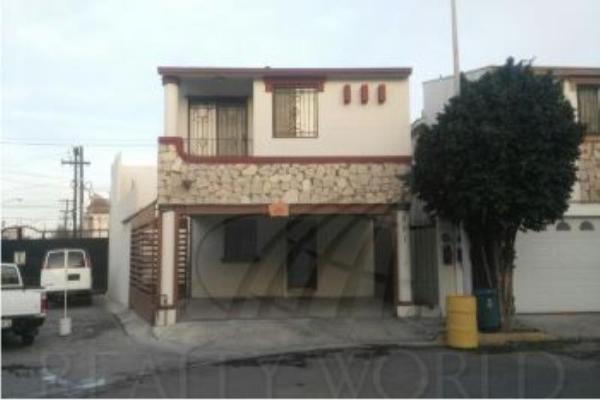 Foto de casa en venta en s/n , hacienda los morales sector 3, san nicolás de los garza, nuevo león, 9989600 No. 01
