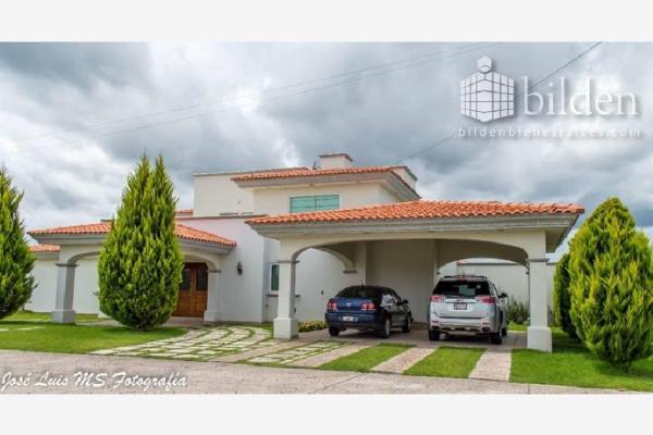 Foto de casa en venta en s/n , haciendas del campestre, durango, durango, 9988423 No. 04