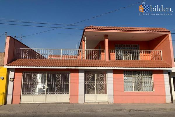 Foto de casa en venta en s/n , héctor mayagoitia domínguez, durango, durango, 9988503 No. 01