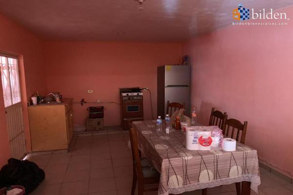 Foto de casa en venta en s/n , héctor mayagoitia domínguez, durango, durango, 9988503 No. 02