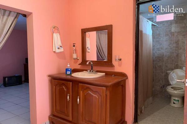 Foto de casa en venta en s/n , héctor mayagoitia domínguez, durango, durango, 9988503 No. 07
