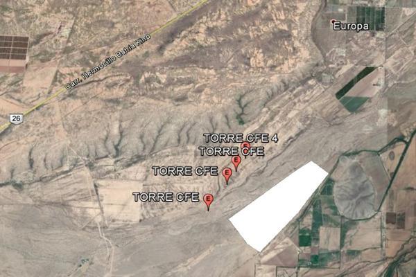 Foto de terreno habitacional en venta en s/n , hermosillo centro, hermosillo, sonora, 7228723 No. 02