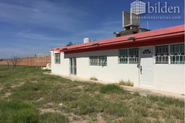 Foto de terreno habitacional en venta en s/n , méxico, durango, durango, 9206394 No. 02
