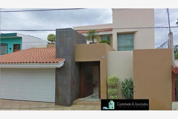 Foto de casa en venta en s/n , ignacio allende, culiacán, sinaloa, 9986350 No. 01