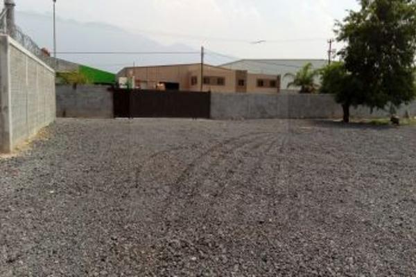 Foto de terreno comercial en renta en s/n , ciudad industrial mitras, garcía, nuevo león, 6162278 No. 01