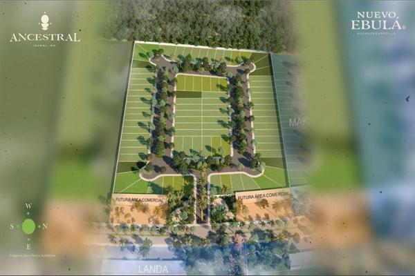 Foto de terreno habitacional en venta en s/n , izamal, izamal, yucatán, 0 No. 03