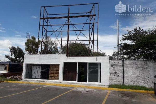 Foto de terreno comercial en venta en s/n , j guadalupe rodriguez, durango, durango, 14549990 No. 01
