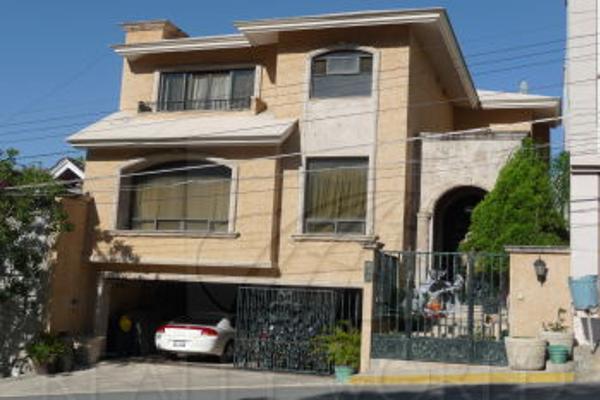 Foto de casa en venta en s/n , jardín, monterrey, nuevo león, 4681044 No. 01