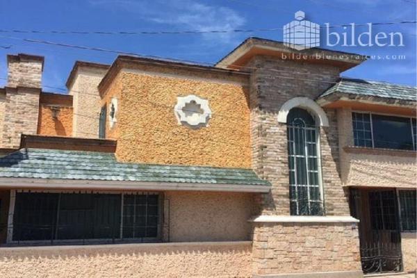Foto de casa en venta en s/n , jardines de durango, durango, durango, 9955858 No. 01