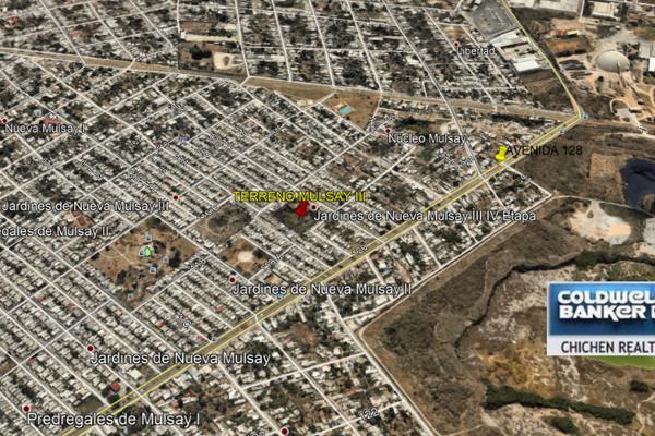 Foto de terreno habitacional en venta en s/n , jardines de nueva mulsay iii, mérida, yucatán, 5951914 No. 06