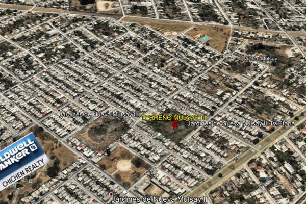 Foto de terreno habitacional en venta en s/n , jardines de nueva mulsay iii, mérida, yucatán, 5951914 No. 10