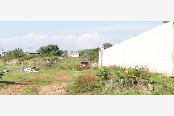 Foto de terreno habitacional en venta en s/n , joya de la huerta, morelia, michoacán de ocampo, 8135357 No. 08