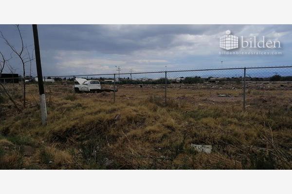 Foto de terreno habitacional en venta en s/n , juan de la barrera, durango, durango, 10081303 No. 01
