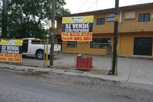 Foto de bodega en venta en s/n , benito juárez centro, juárez, nuevo león, 9949893 No. 01