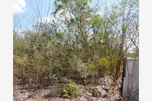 Foto de terreno habitacional en venta en s/n , kiktel, mérida, yucatán, 9962301 No. 01