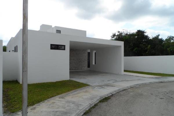 Foto de casa en venta en s/n , komchen, mérida, yucatán, 9948848 No. 18
