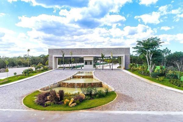 Foto de terreno habitacional en venta en s/n , komchen, mérida, yucatán, 9951057 No. 01