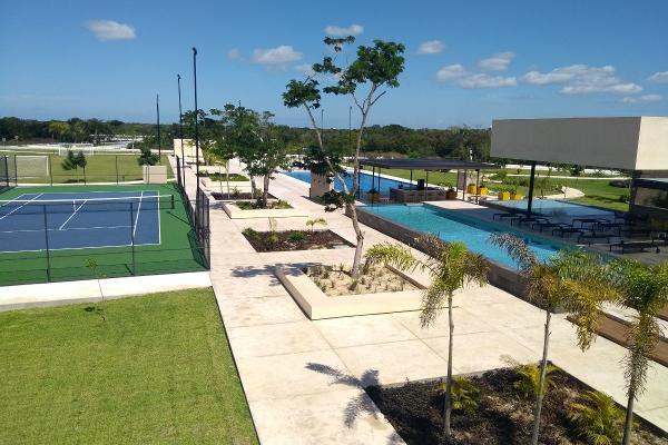 Foto de terreno habitacional en venta en s/n , komchen, mérida, yucatán, 9970240 No. 06