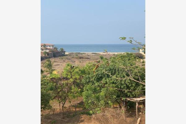 Foto de terreno habitacional en venta en s/n , la barra de colotepec, santa maría colotepec, oaxaca, 0 No. 02