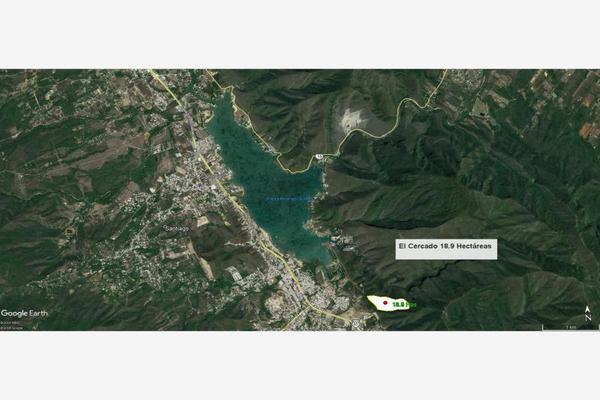 Foto de terreno habitacional en venta en s/n , la boca, santiago, nuevo león, 10106983 No. 02