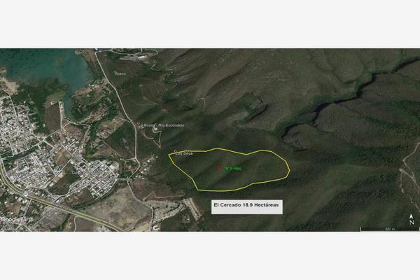 Foto de terreno habitacional en venta en s/n , la boca, santiago, nuevo león, 10106983 No. 04