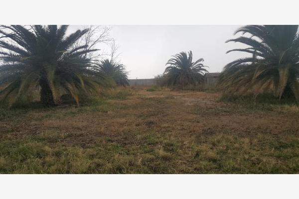 Foto de terreno habitacional en venta en s/n , la concha, torreón, coahuila de zaragoza, 10106834 No. 02