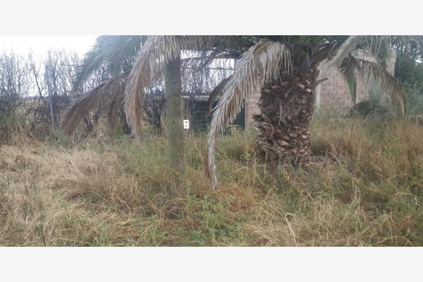 Foto de terreno habitacional en venta en s/n , la concha, torreón, coahuila de zaragoza, 10106834 No. 04