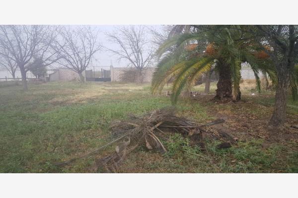 Foto de terreno habitacional en venta en s/n , la concha, torreón, coahuila de zaragoza, 10106834 No. 06