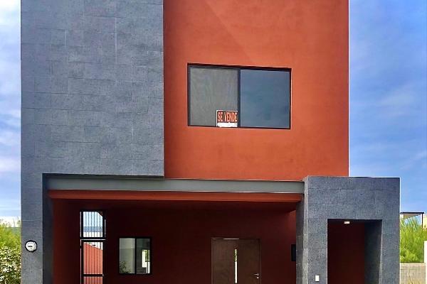 Foto de casa en venta en s/n , la encomienda, general escobedo, nuevo león, 9956275 No. 01