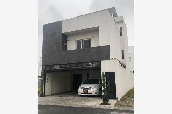 Foto de casa en venta en s/n , la encomienda, general escobedo, nuevo león, 9976106 No. 01